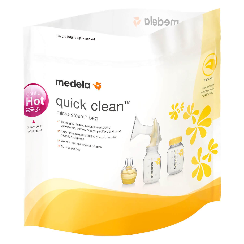Medela Quick Clean Micro Steam Bags