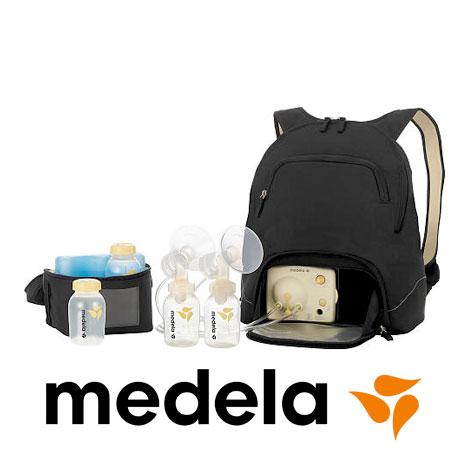 Medela Pump In Style Advanced Backpack Nurturing Expressions