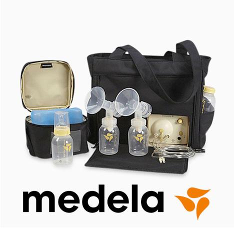 Medela Pump In Style Advanced On The Go Tote Nurturing